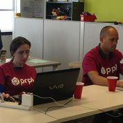 OpenWrt community members hard at work